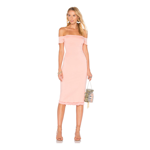PRIVACY PLEASE Caperton Dress - Mingling around town in the Caperton Dress by Privacy...