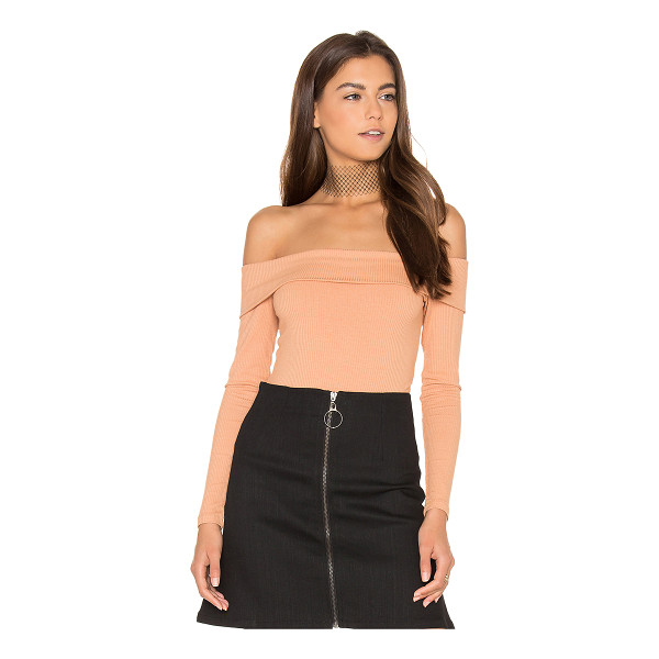PRIVACY PLEASE Nova Bodysuit - Can you dig it. The Nova Bodysuit by Privacy Please is cut...