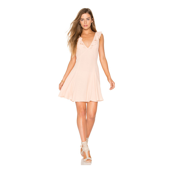PRIVACY PLEASE Polk Dress - Poetic justice indeed. Like the sonnet you can't seem to...
