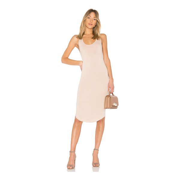 PRIVACY PLEASE Racerback Midi Dress - Privacy Please presents the ultimate basic for everyday...