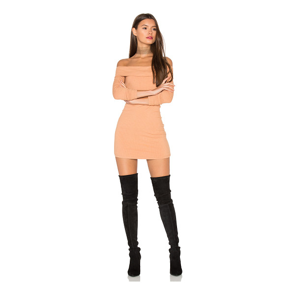 PRIVACY PLEASE Silas Dress - Sweet as toffee. The Silas Dress by Privacy Please is cut...