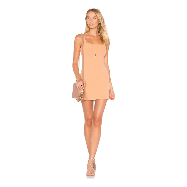 PRIVACY PLEASE Bradian Dress - Get you a dress that can do both. A simple tank silhouette...