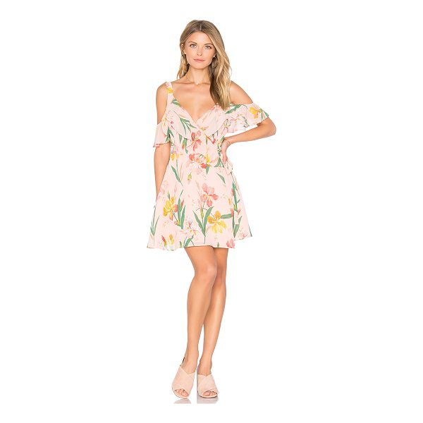 PRIVACY PLEASE x REVOLVE Hamlet Dress - Dreaming of the tropics. Cut from a lightwieght fabric...