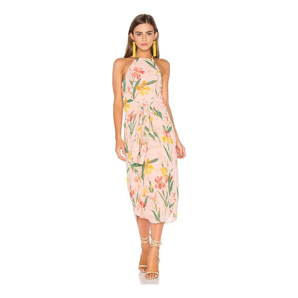 PRIVACY PLEASE x REVOLVE Lehunt Dress - Romping in the tropics. Cut from a lightweight fabric...