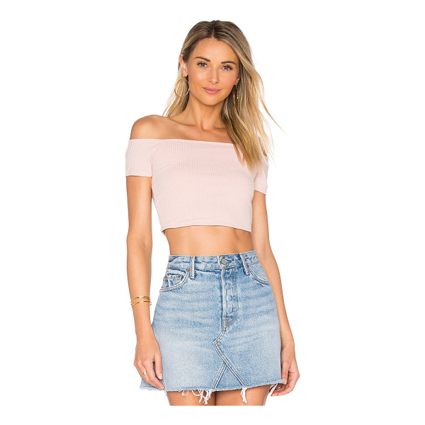 PRIVACY PLEASE x REVOLVE Macy Crop Top - Show off a little skin in the Macy Crop Top by Privacy...
