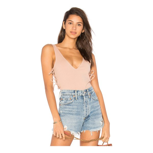 PRIVACY PLEASE x REVOLVE Mission Bodysuit - Strive for fashion success with the Mission Bodysuit by...