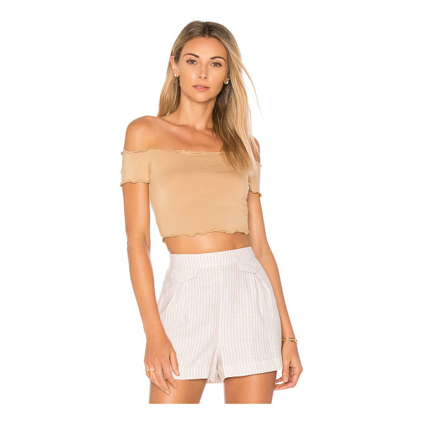 PRIVACY PLEASE Stanton Top - Subtly sassy in the Stanton Top by Privacy Please. An...