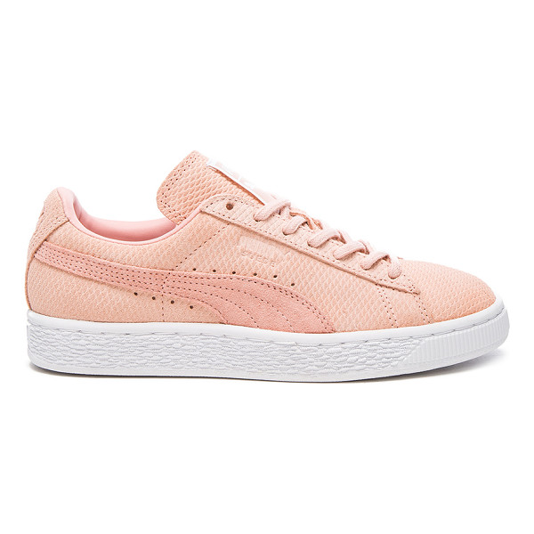 PUMA Sportstyle suede classic sneaker - Embossed suede upper with rubber sole. Lace-up front....