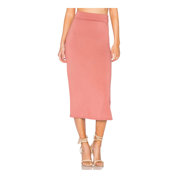 """RACHEL PALLY Convertible Skirt - """"92% modal 8% spandex. Dry clean recommended. Unlined...."""