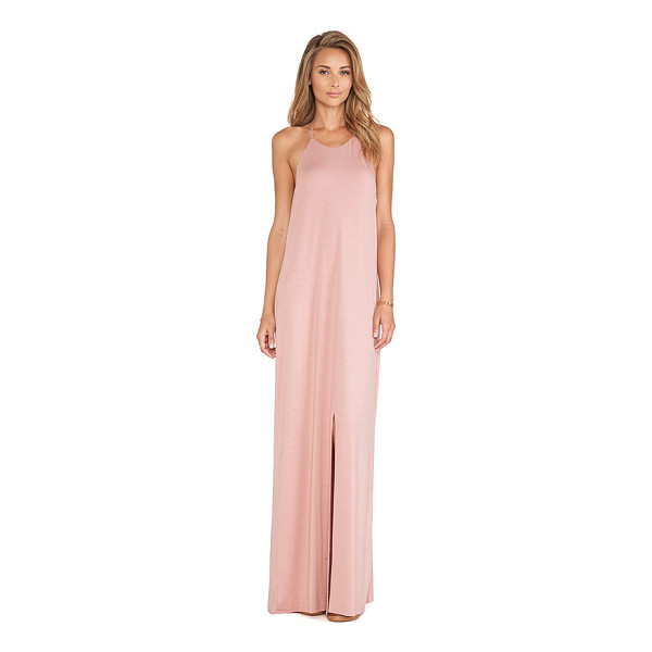 RACHEL PALLY Isabel dress - 92% modal 8% spandex. Dry clean recommended. Unlined....