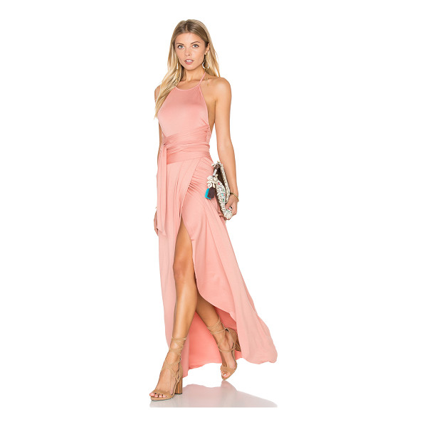 """RACHEL PALLY Kaia Maxi Dress - """"92% modal 8% spandex. Dry clean recommended. Unlined...."""
