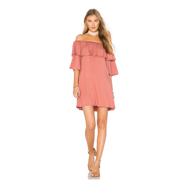 """RACHEL PALLY Kylian Dress - """"92% modal 8% spandex. Dry clean recommended. Unlined...."""