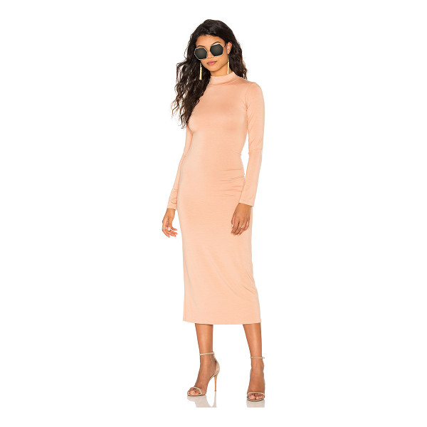 RACHEL PALLY Stella Midi Dress - 92% modal 8% spandex. Dry clean recommended. Unlined....
