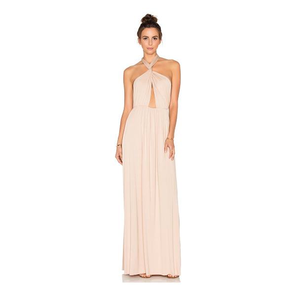 """RACHEL PALLY x REVOLVE Kateri Dress - """"92% modal 8% spandex. Dry clean recommended. Unlined...."""