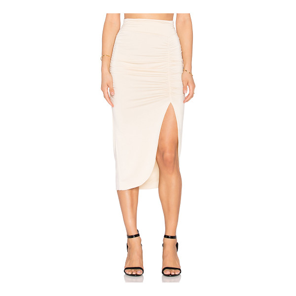 RACHEL PALLY x REVOLVE Monte Skirt - 92% modal 8% spandex. Dry clean recommended. Unlined....