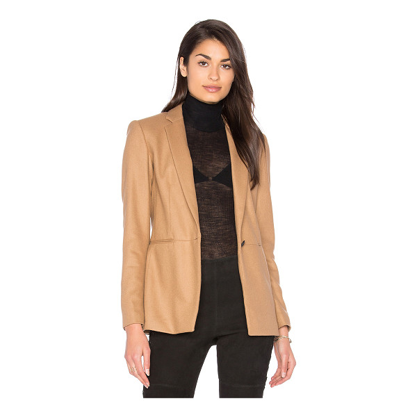 RAG & BONE Emmet Blazer - Androgynous and menswear-inspired is how we like our...