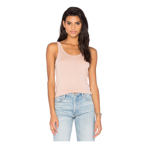 RAG & BONE Scoop Neck Tank - 100% cotton. RAGA-WS252. W262C156U. Rag & Bone was born in...