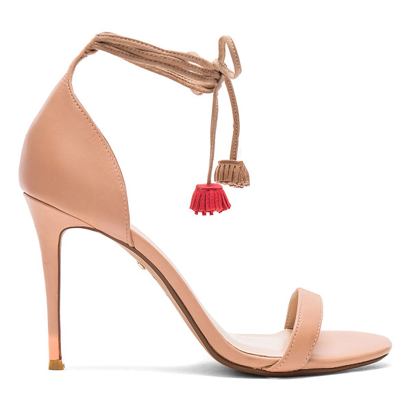 """RAYE Betsy Heel - """"Keeping it classy but sassy. The Betsey Heels feature an..."""