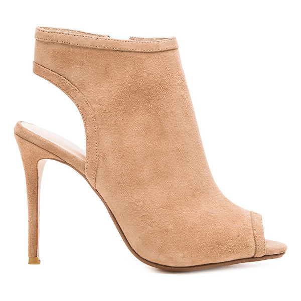 """RAYE Brooke heel - Leather upper with man made sole. Heel measures approx 4""""""""..."""
