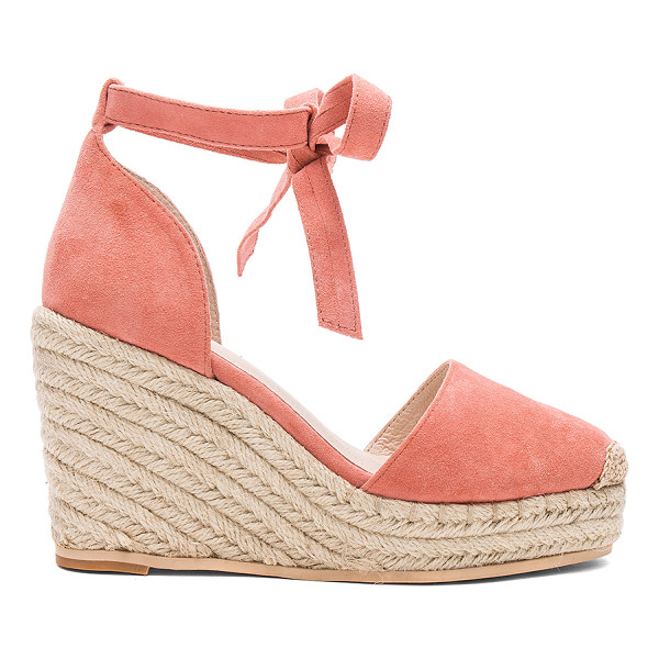 """RAYE Dahlia Wedge - """"Wedging your way in one inch at a time. Designed in a..."""