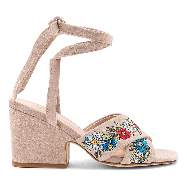 "RAYE Flora Sandal - ""Amp up a classic silhouette. RAYE?s Flora Sandals feature..."