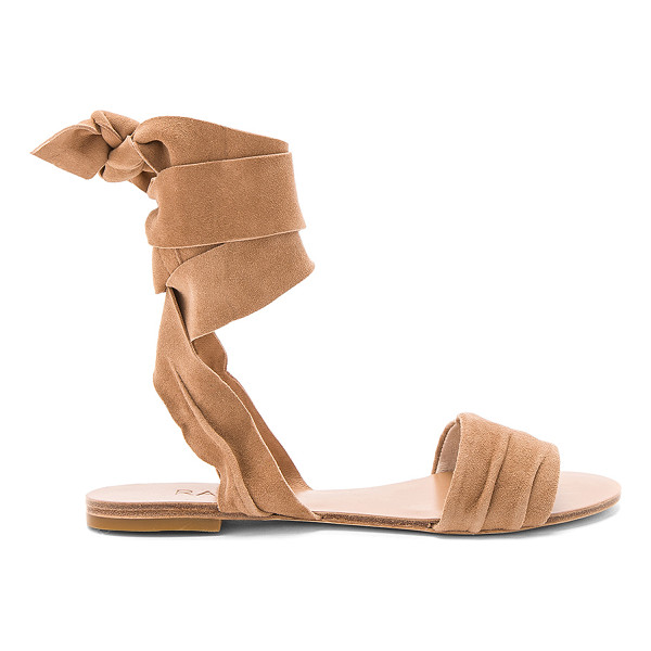 RAYE Sashi Sandal - Put your faith in what's tried and true. Raye's Sashi
