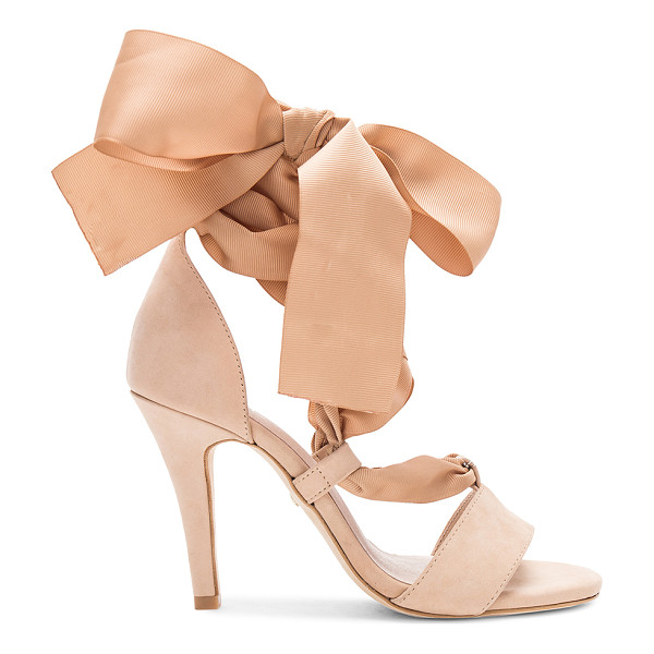 "RAYE x REVOLVE Avery Heel - ""Drama and design all wrapped in one with RAYE's Avery..."