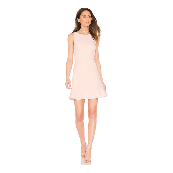 REBECCA MINKOFF Tiffani Dress - Self & Lining: 88% poly 12% elastane. Dry clean only. Fully...