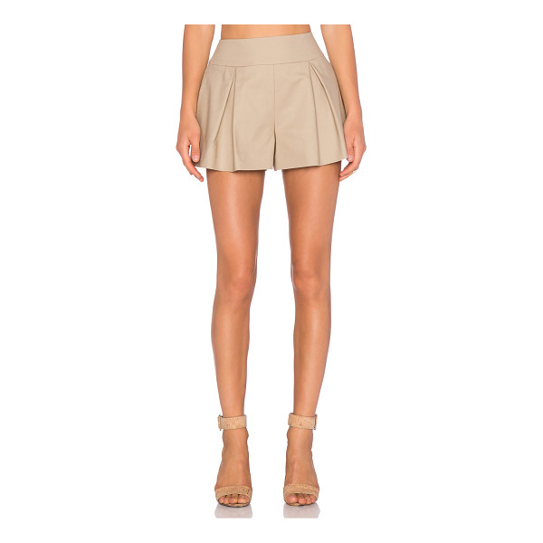 RED VALENTINO Tailored short - External fabric: 98% cotton 2% elastaneLining: 67% acetate...