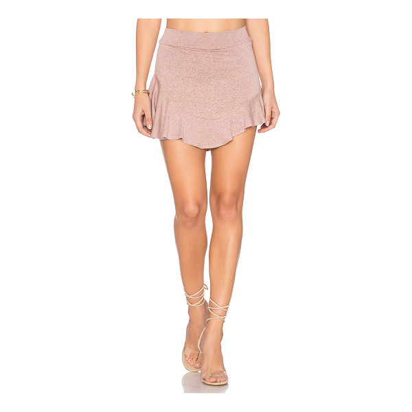 "RILLER & FOUNT Buzzy Skort - ""74% rayon 21% poly 5% spandex. Dry clean only. Fully..."