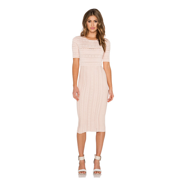 RONNY KOBO Christina Dress - Cotton blend. Fully lined. Elastic stretch fit. RONR-WD243....