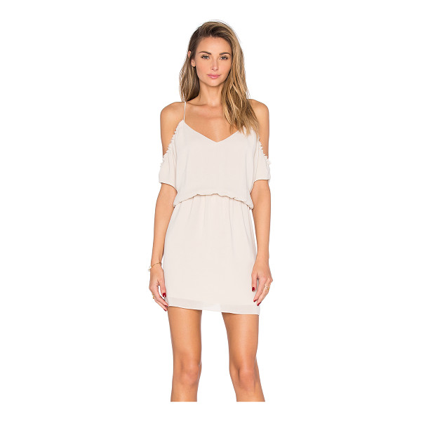 RORY BECA Beldi Dress - Silk blend. Dry clean only. Fully lined. Open shoulders....