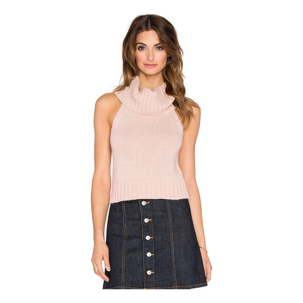 RORY BECA Devine Crop Top - 70% nylon 30% angora. Dry clean only. RORY-WS480. T2942291....
