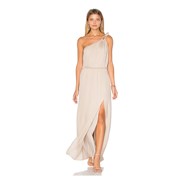 RORY BECA MAID by Rory Beca Charleston Gown - Self: 100% silkLining: 100% rayon. Dry clean only. Fully...