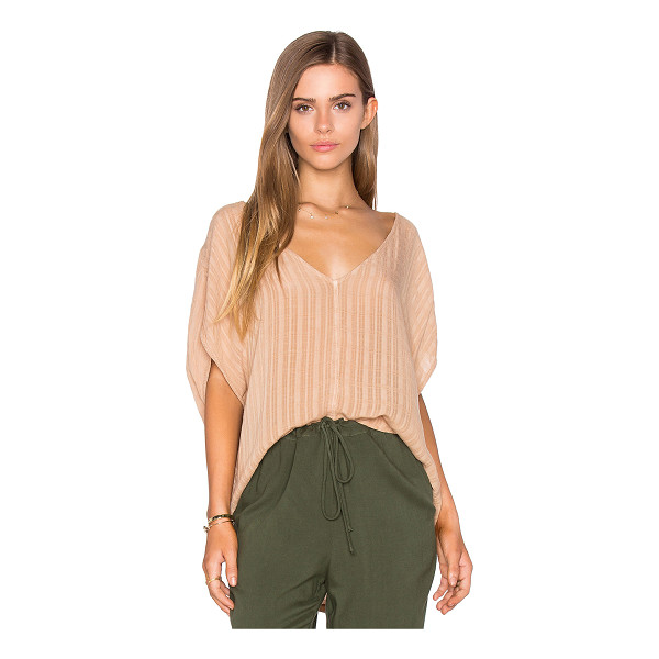 SAM&LAVI Lynn Top - Cotton blend. SAND-WS292. L1176 F116. After witnessing the...