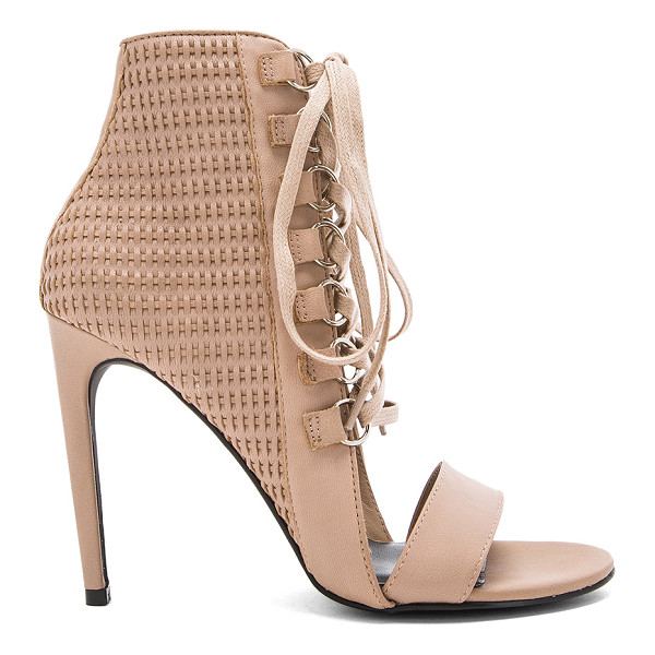 SENSO Opal Heel - Leather upper with man made sole. Lace-up front with tie...