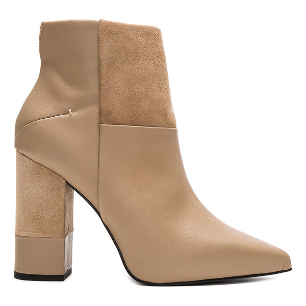 SENSO Warren I Bootie - Leather and suede upper with man made sole. Side zip...