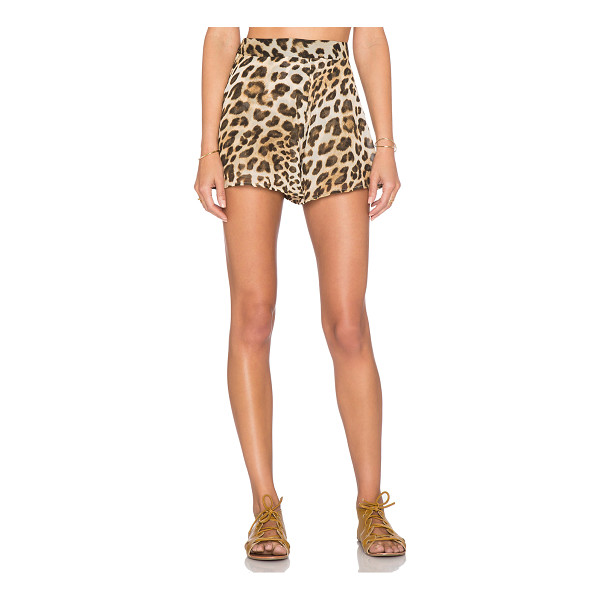 SHOW ME YOUR MUMU Carlos swing short - 100% poly. Dry clean recommended. Shorts measure approx...
