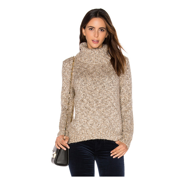 SOFT JOIE Farika Sweater - 48% acrylic 29% cotton 22% poly 1% metallic. Dry clean...