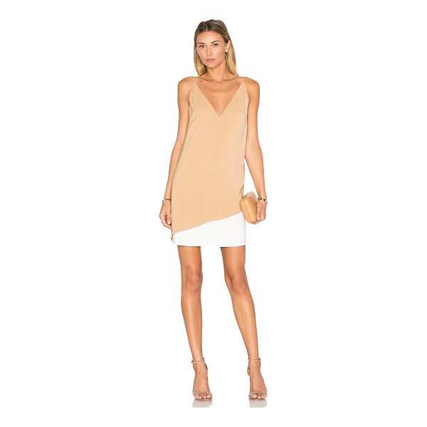STATE OF BEING Natasha Dress - Cotton blend. Unlined. Adjustable shoulder straps. Neckline...