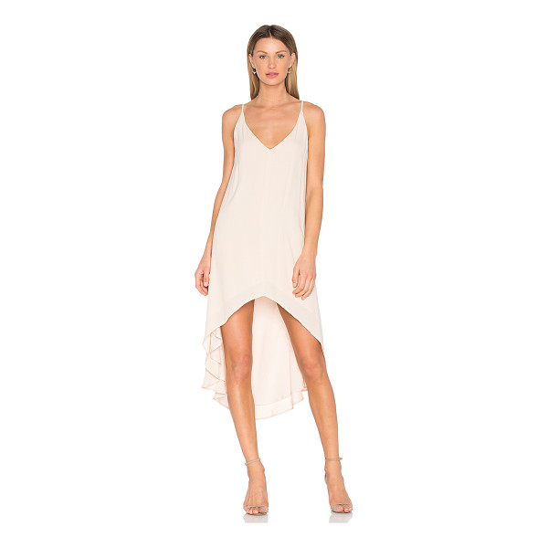STATE OF BEING Ranger Cami Dress - 100% viscose. Hand wash cold. Fully lined. Adjustable...