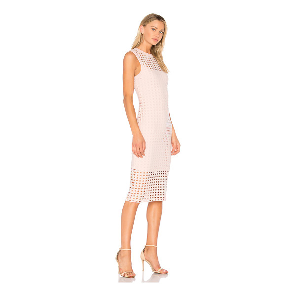 T BY ALEXANDER WANG Fitted Tank Dress - Sporty is the new sexy. T by Alexander Wang's Fitted Tank...