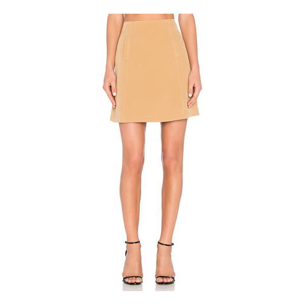 THE FIFTH LABEL Front Row Skirt - Self: 95% poly 5% elastaneLining: 100% poly. Fully lined....