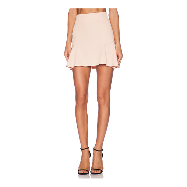 """THE FIFTH LABEL Move your feet skirt - Poly blend. Skirt measures approx 17"""""""" in length. Unlined...."""