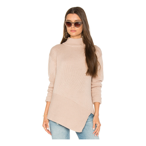 THE FIFTH LABEL The Call Out Knit - 100% acrylic. Hand wash cold. Side seam slit. Knit fabric....