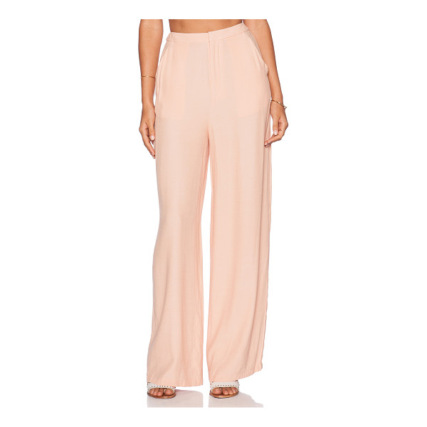 THE JETSET DIARIES Katherine Pant - Poly blend. Front slant pockets. JTST-WP1. J2151072....