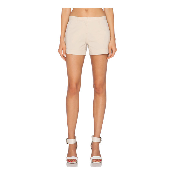 """THEORY Alem short - 95% cotton 5% elastane. Shorts measure approx 12"""""""" in..."""