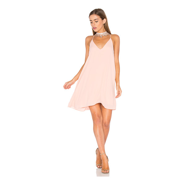 THREE EIGHTY TWO Tanner Slip Dress - 100% poly. Fully lined. TEIG-WD60. TR 060. THREE EIGHTY TWO...