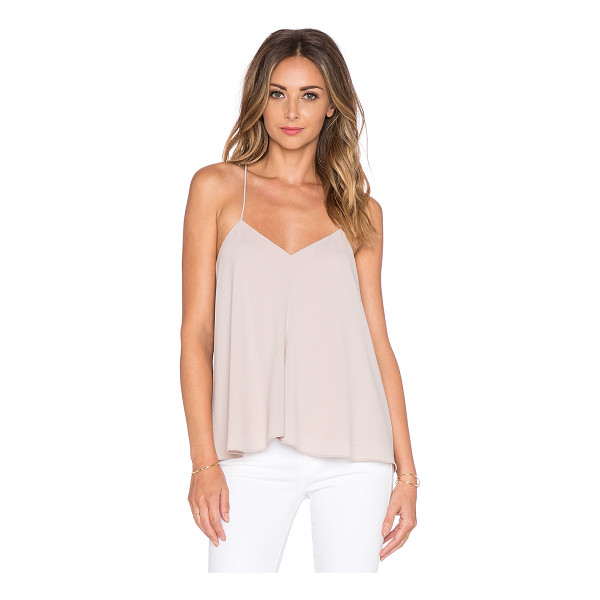 TIBI Savanna draped cami - Self: 55% triacetate 45% polyLining: 100% poly. Dry clean...