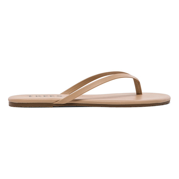 TKEES Sandal - Leather upper with man made sole. TKEE-WZ2. FOUNDATIONS....